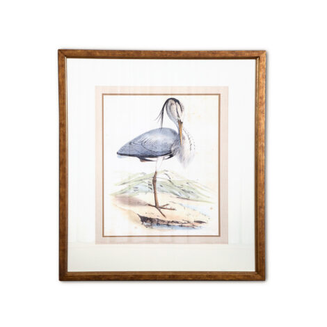 Antique  Heron III