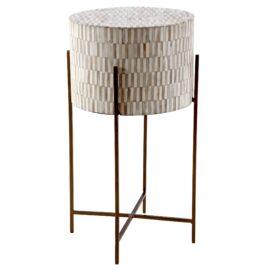 Modern Drum Table