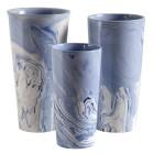 Terre Melee Blue Vase
