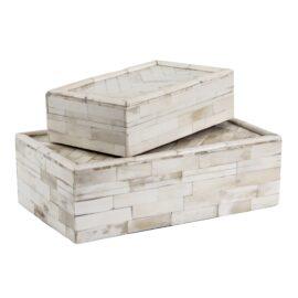 Bone Decorative Box