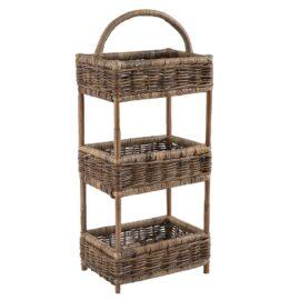 Normandy Basket Display