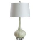 Milano Snow Glass Lamp