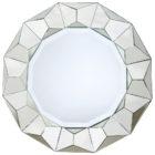 Round Pyramid Mirror