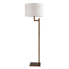 Offset Floor Lamp
