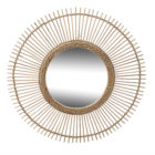 Portia Woven Mirror
