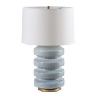 Sawyer Pale Blue Lamp
