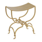 Swain Bench – Gold