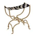 Zebra Swain Bench
