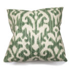 Tonal Ikat – Kelly Green